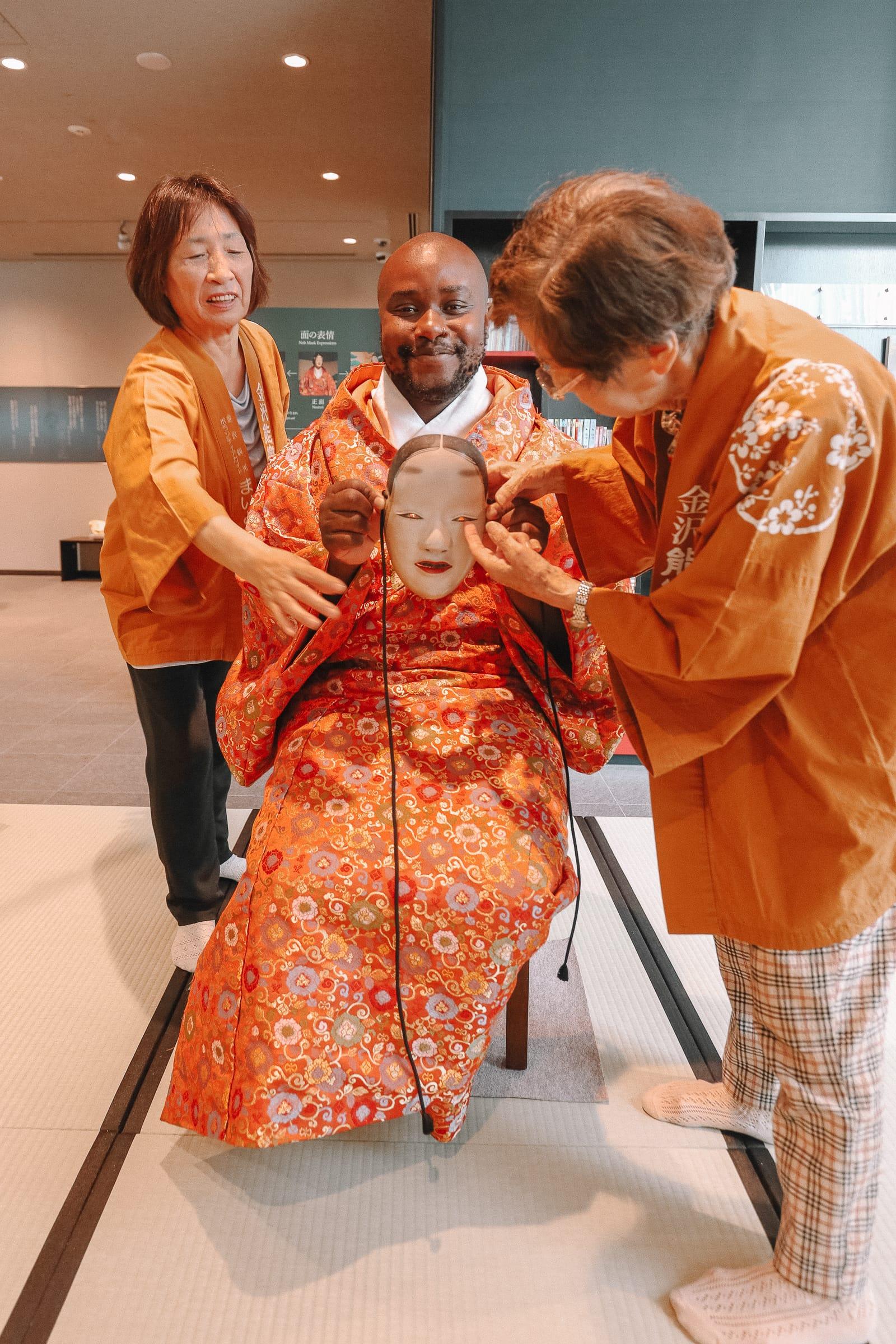 Exploring The Historic City Of Kanazawa - Japan (42)