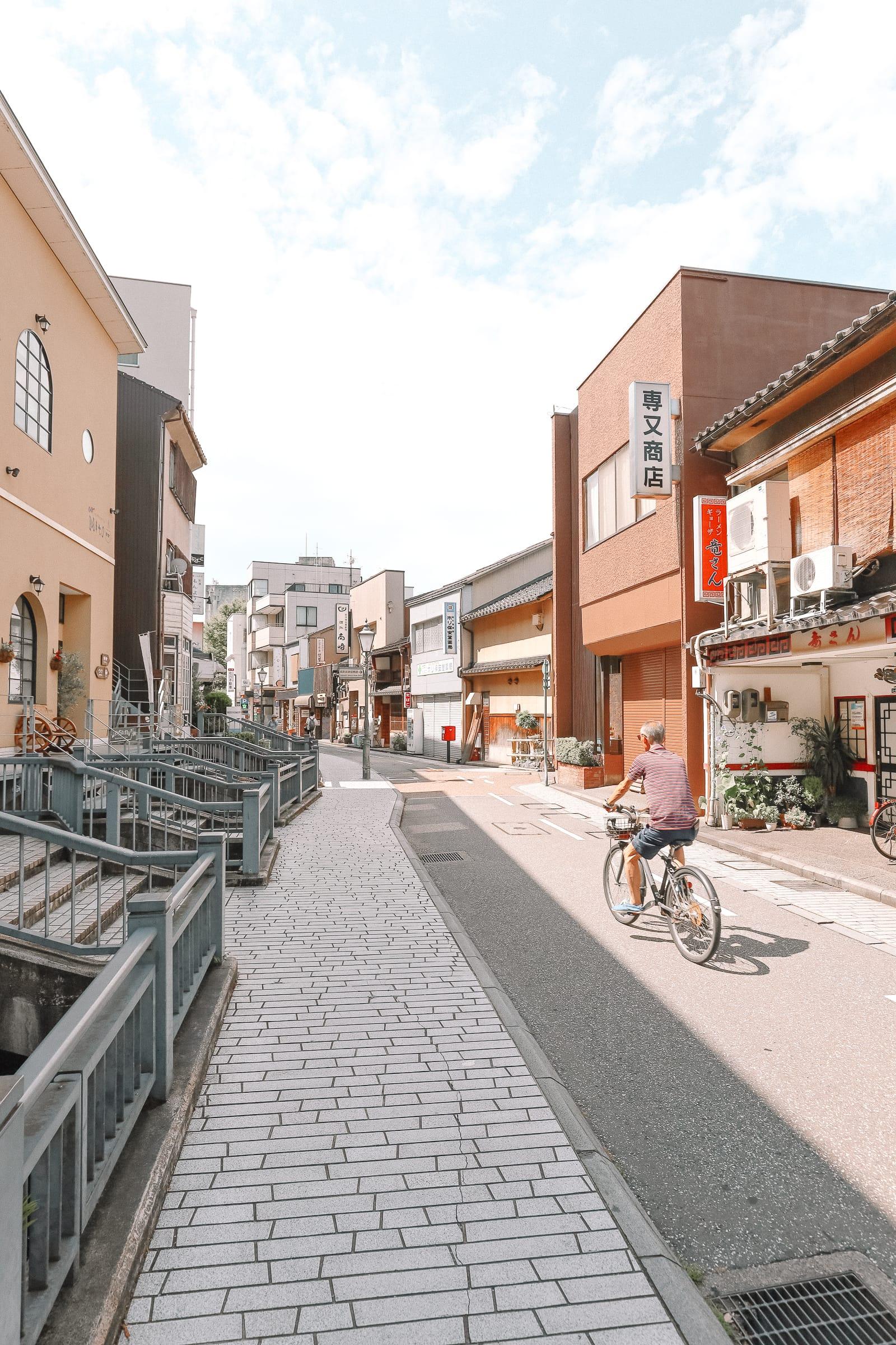 Finding The Samurai District Of Kanazawa and Hakusan City - Japan (47)