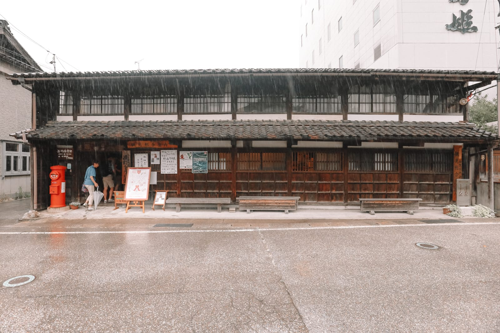 Finding The Samurai District Of Kanazawa and Hakusan City - Japan (22)
