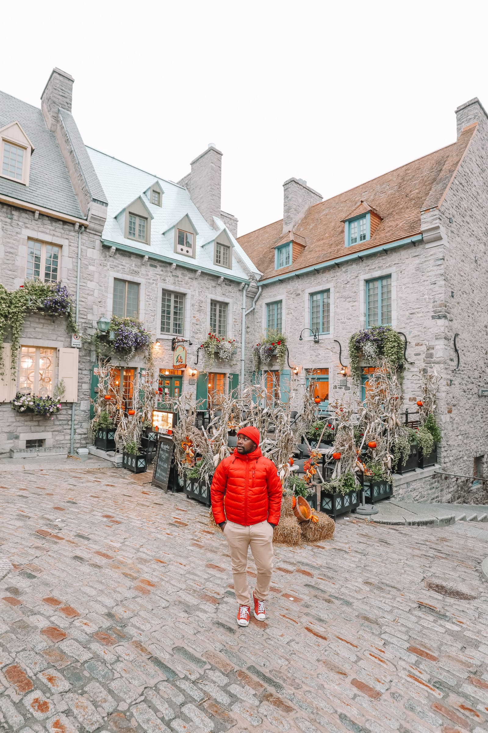 The Absolutely Beautiful French City Of Quebec, Canada (39)