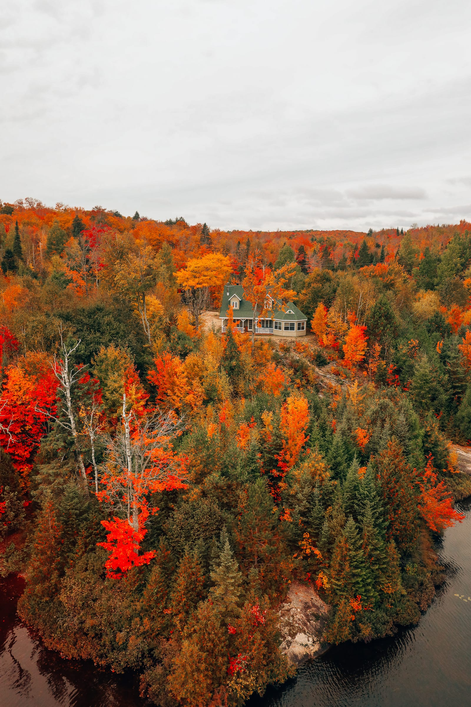 This Is One Of The Best View In All Of Quebec, Canada (17)