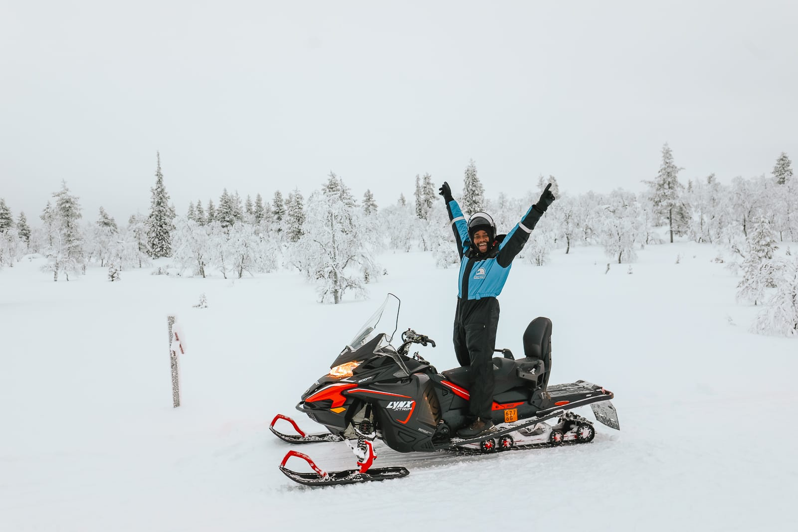 The First 24 Hours In Lapland, Finland (18)