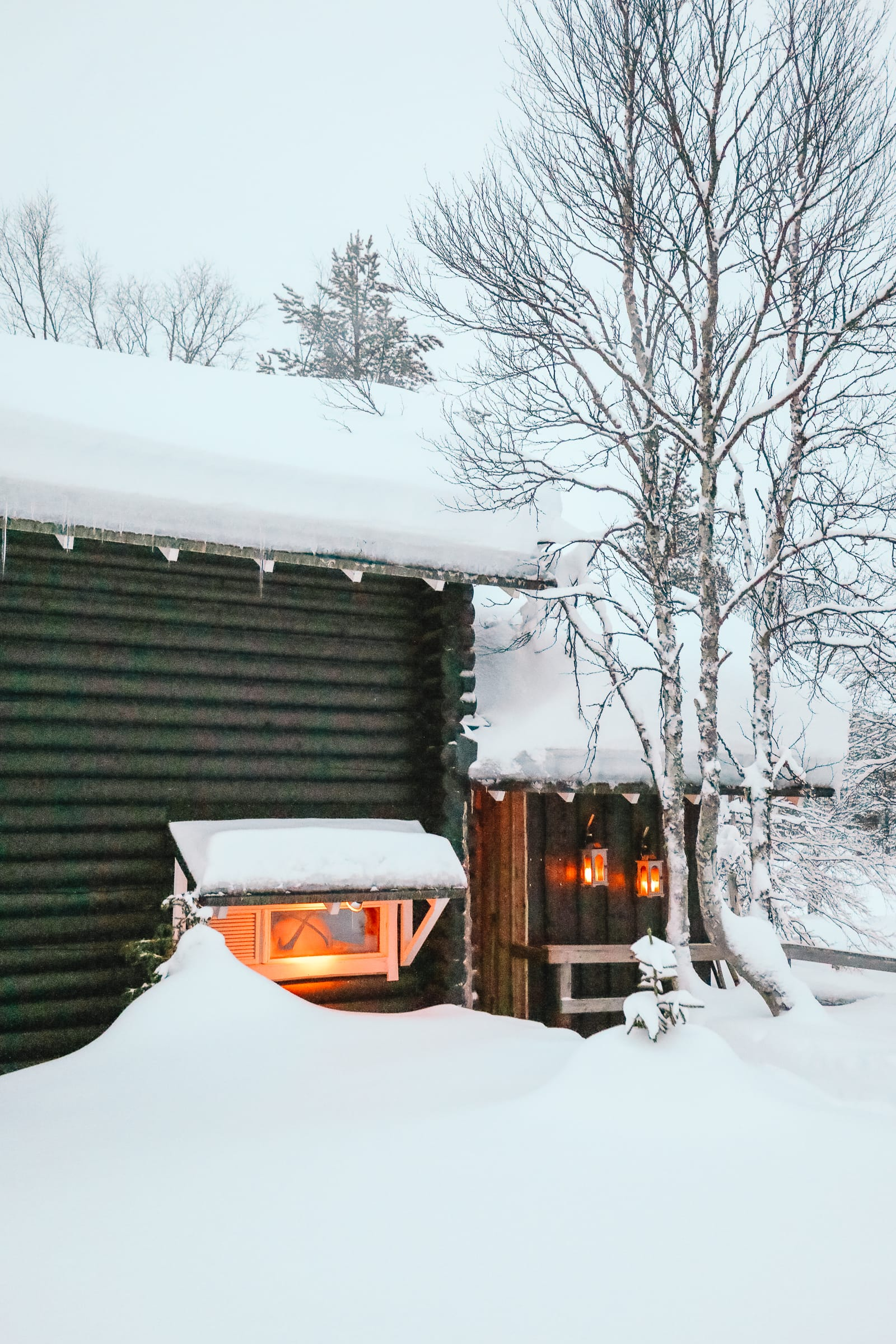 The First 24 Hours In Lapland, Finland (35)