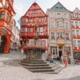 The Moselle Loop And The Stunning Bernkastel Kues, Germany