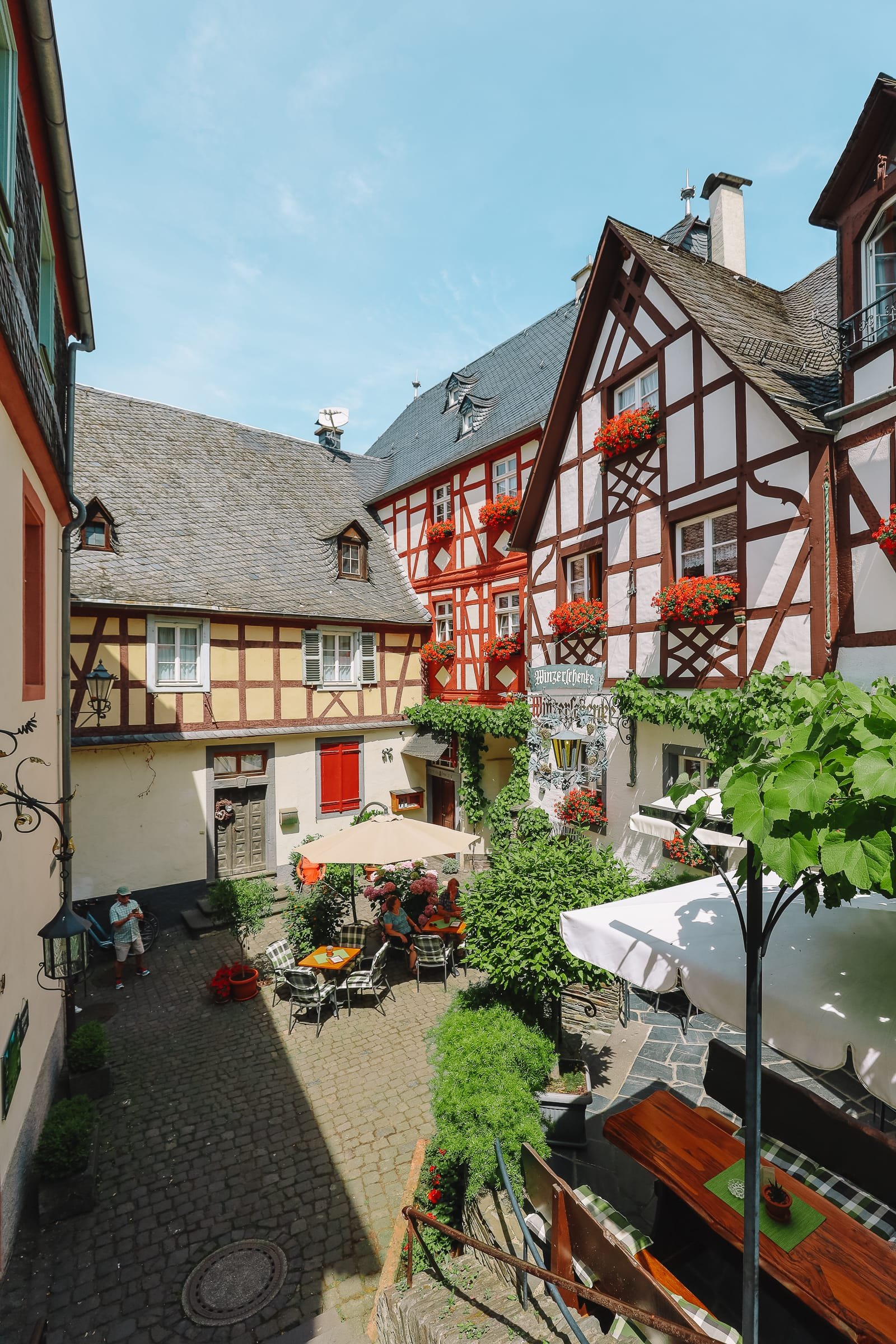The Gorgeous Little Town Of Beilstein and The Amazing Eltz Castle In Germany (18)