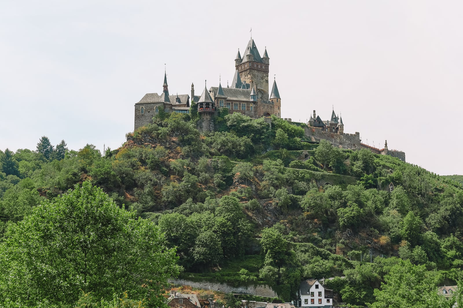 The Gorgeous Little Town Of Beilstein and The Amazing Eltz Castle In Germany (25)