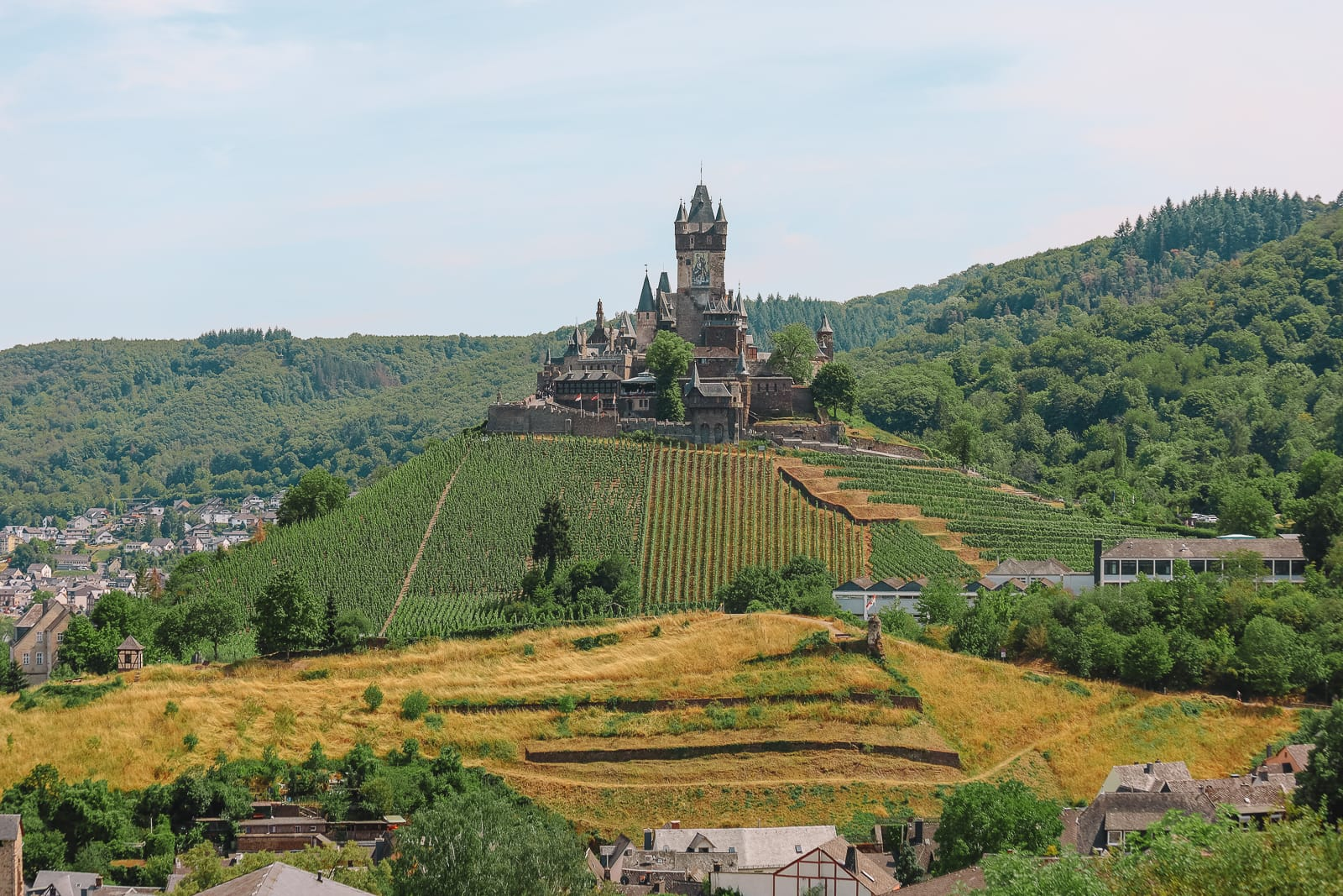 The Gorgeous Little Town Of Beilstein and The Amazing Eltz Castle In Germany (29)