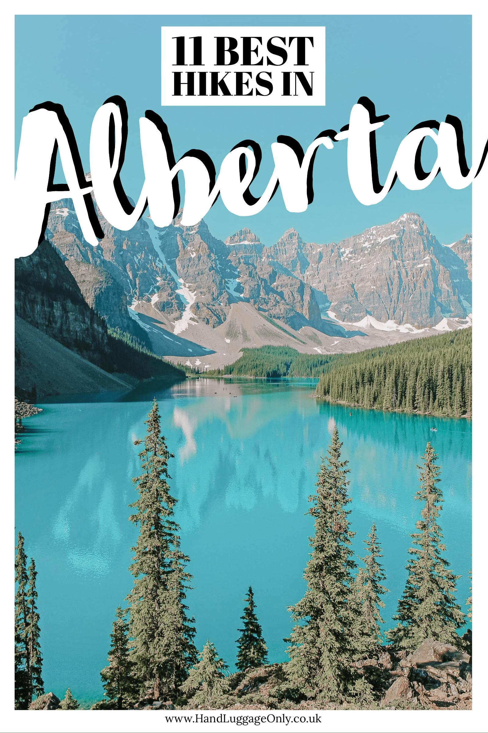 11 Best Hikes In Alberta (1)