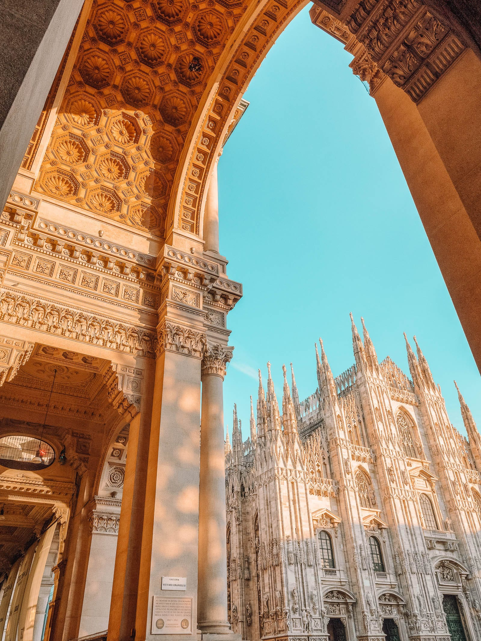 24 Hours Things To Do In Milan Italy Hand Luggage Only Travel Food Photography Blog